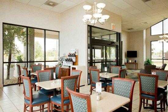Stephens City, VA: Breakfast Area