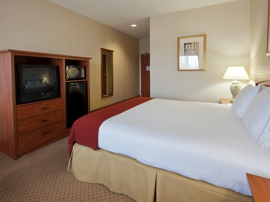 Carson City, Невада: King Bed Guest Room