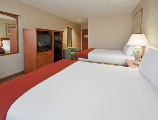 Carson City, Невада: Double Bed Guest Room