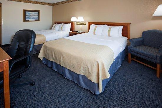 พอร์ตวอชิงตัน, วิสคอนซิน: Double Bed Guest Room