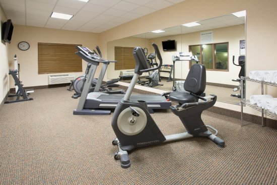 Las Vegas, NM: Work out in our well-equipped Fitness Center