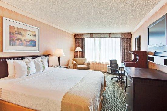 Diamond Bar, Kalifornia: King Bed Guest Room