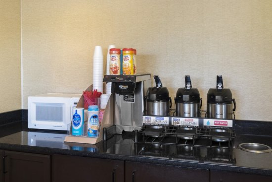 Sharonville, OH: Coffee Reception