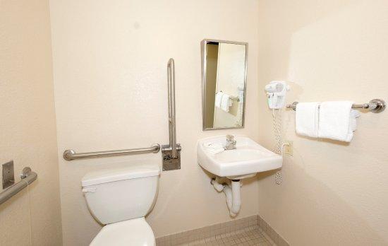 Milford, CT: ADA Bathroom