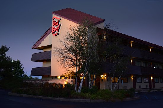 Red Roof Inn Wilkes Barre Arena: Exterior
