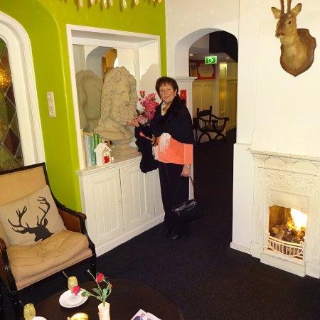 Nunspeet, Hollanda: Apero lounge