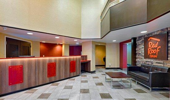 Falconer, Estado de Nueva York: Lobby