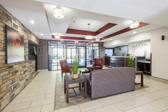 Pooler, GA: Lobby Seating