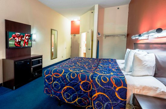 Red Roof Inn Orlando West - Ocoee: Superior King