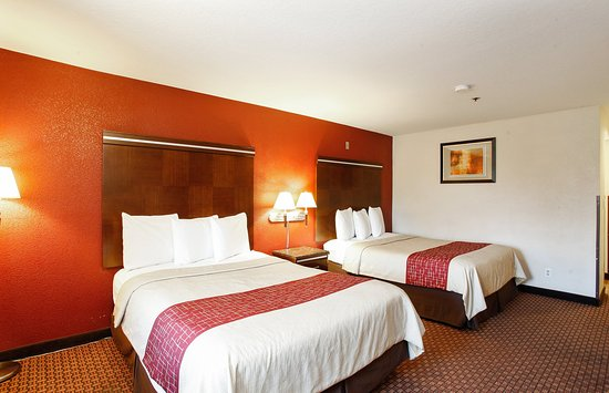 Red Roof Inn Ontario Airport: Double