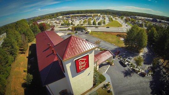Lithonia, GA: Exterior Aerial View