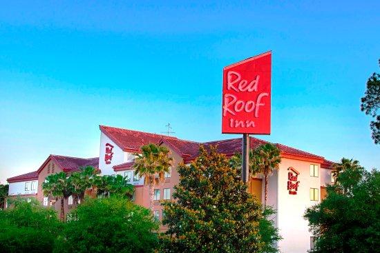 Red Roof Inn Jacksonville - Southpoint: Inn Exterior