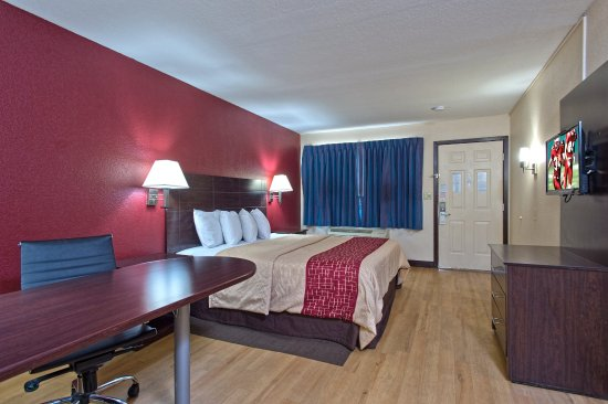 Great Red Roof Inn Corpus Christi South: Superior King Room