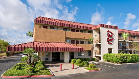 Red Roof Inn Corpus Christi South : Exterior