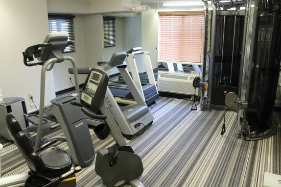 Brentwood, TN: Various pieces of equipment to help keep you in shape!