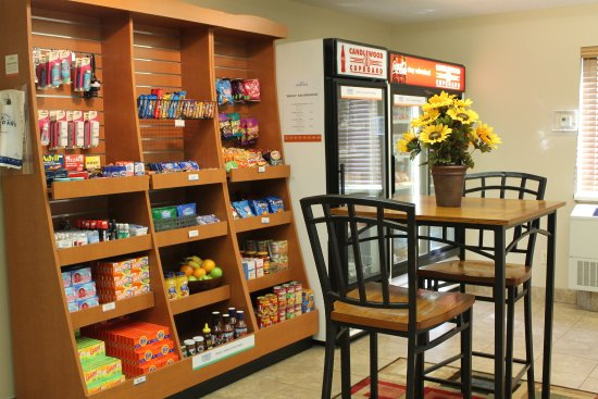 Brentwood, TN: Enjoy our 24/7 in-house convenience store!