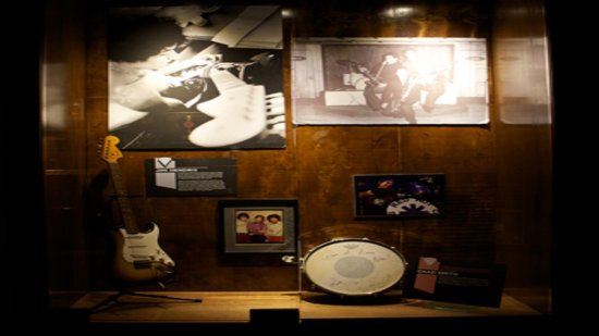 Brentwood, Τενεσί: Musicians Hall of Fame has lots of cool memorabilia!