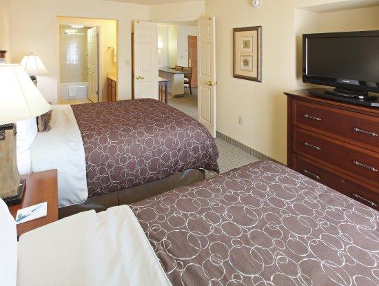 Fayetteville, AR: 2 Bedroom Suites