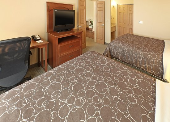 Rogers, AR: Double Bed Guest Room