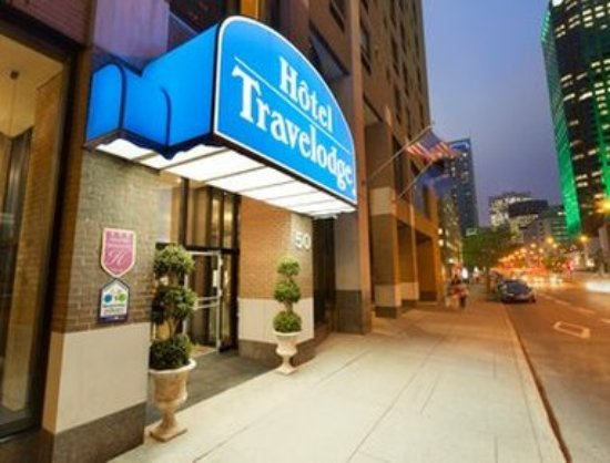 Welcome to Hotel Travelodge Montreal Centre