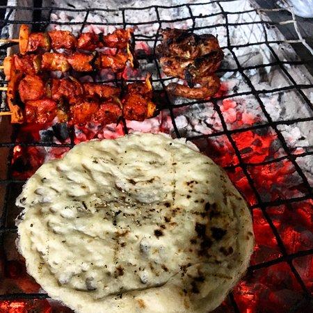 Mamboz Restaurant: Boti and Ajam