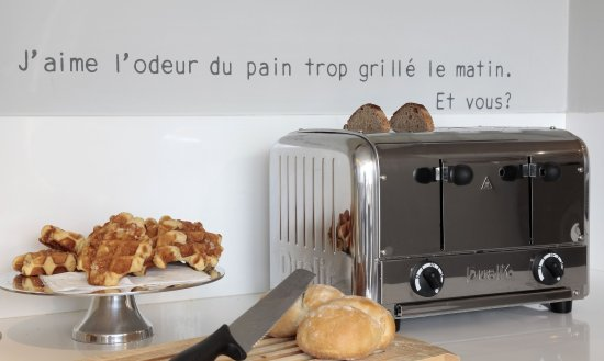Made in Louise: Restaurant