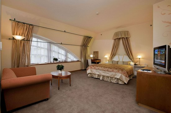 Hoffmeister & Spa: Double Deluxe room