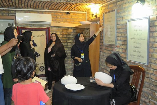 Pottery Museum: live performence