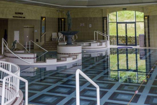 Glen Of The Downs, Irlanda: Pool