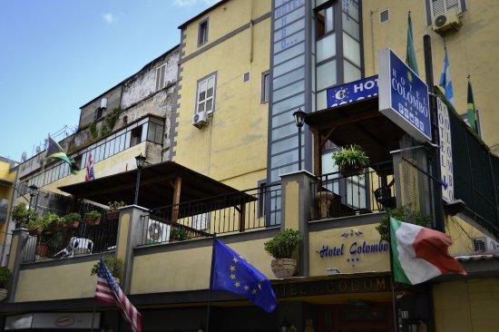 Photo of Hotel Colombo Naples