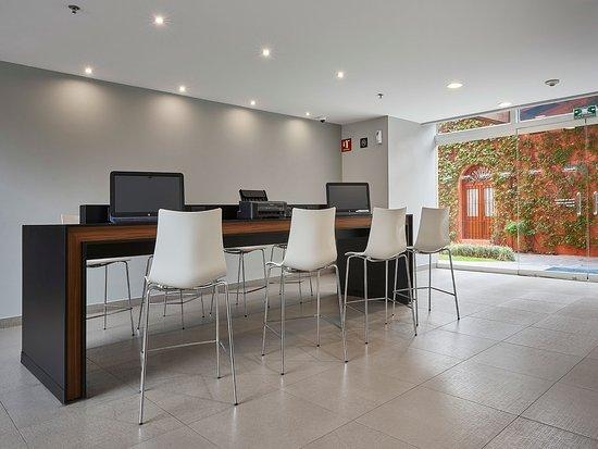 City Express Puebla Centro: centro de negocios