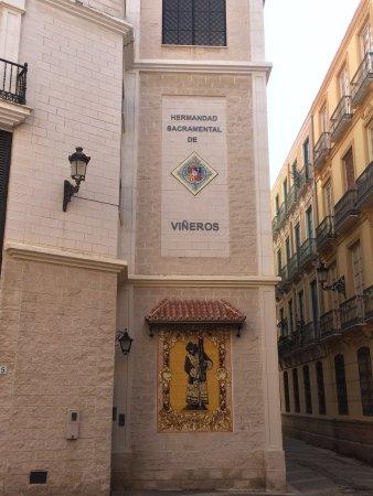 Museo del Vino Malaga : Vin historie