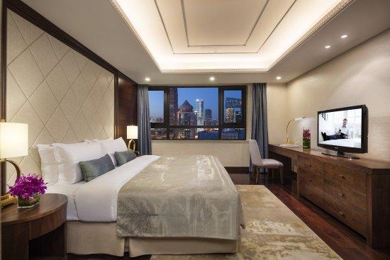 Bedroom, Ascott Beijing 1 Bedroom Executive
