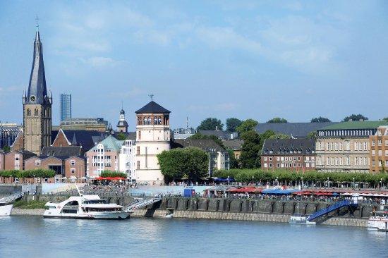 Neuss, Tyskland: Old Town, Düsseldorf Marketing & Tourismus, photographer U. Otte