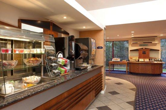 Greenock, UK: Breakfast Area