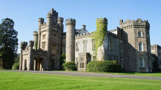 Hensol Castle Front