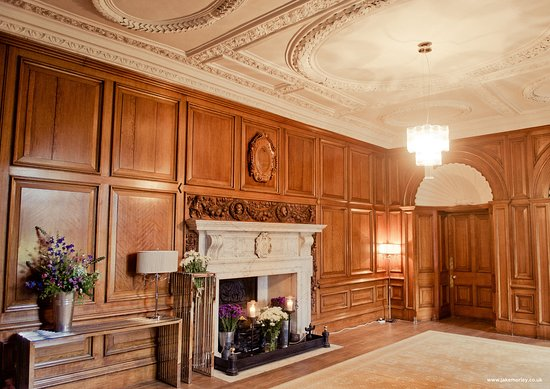 Hensol, UK: Reception Room
