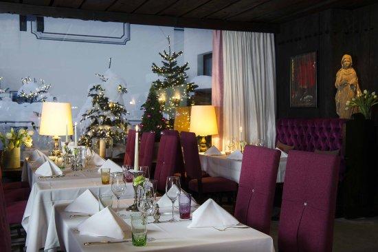 Zurs, Austria: Restaurant