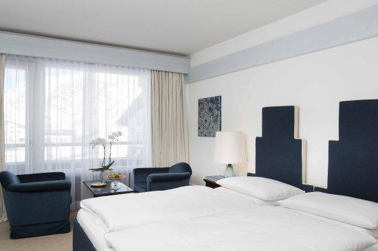 Zurs, Austria: Doubleroom