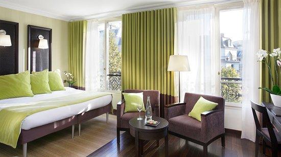 Hotel Elysees Regencia Paris: Deluxe Room