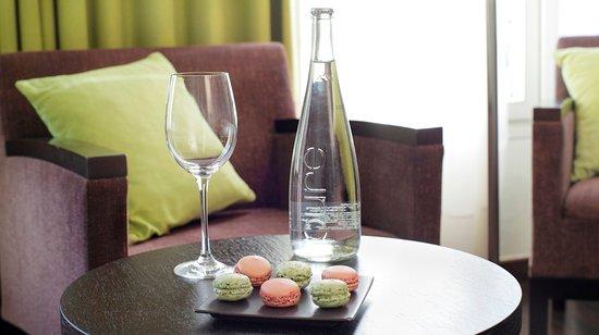Hotel Elysees Regencia Paris: Detail Anis