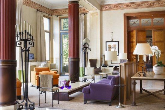 Hotel Royal-Riviera: Lobby