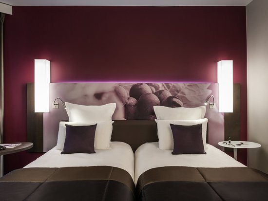 Mercure Reims Centre Cathedrale: Guest Room