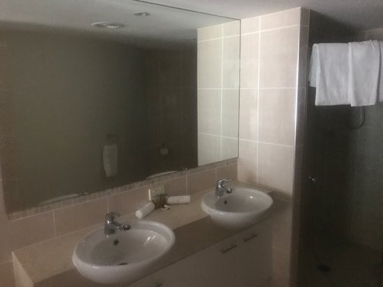 Urangan, Australien: Lovely room and the pool perfect