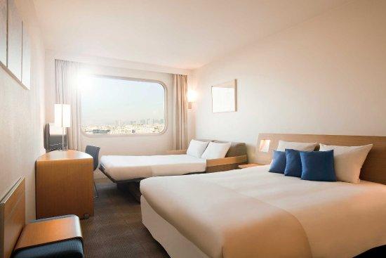 Novotel Paris Centre Tour Eiffel: Guest Room