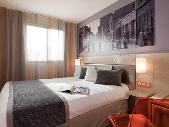 Hôtel Mercure Paris 15 Porte de Versailles : Guest Room