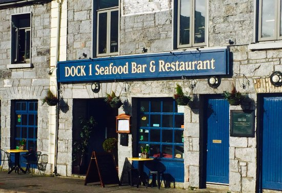 Dock 1 Seafood Bar Restaurant Galway Restaurant Reviews