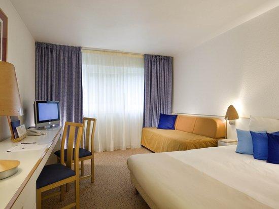 Saint-Jean-de-Braye, ฝรั่งเศส: Guest Room