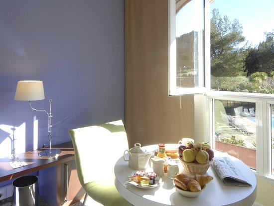 Valbonne, Francia: Guest Room