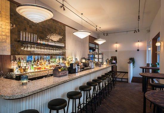 Café Dinard interieur - Picture of Cafe Dinard, Amsterdam - TripAdvisor